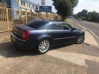 Chrysler 300c 3.0 CRD v6 SRT saloon 2010