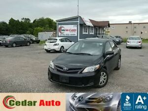 2013 Toyota Corolla CE - Local Trade - Managers Special