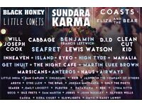 2 x Adult Tickets + 1 x Teen for 110 Above Music Festival Sundara Karma, Eliza and the Bear and more