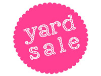 Yard Sale on McLaughlin (Sat-Sun)