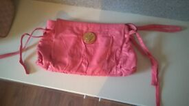 GUCCI pink clutchbag - great condition