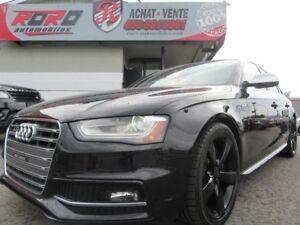 2013 Audi S4 Premium **FINANCEMENT 100% APPROUVE**