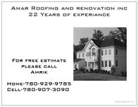 ROOFING SERVICE AVAILABLE SAME DAY