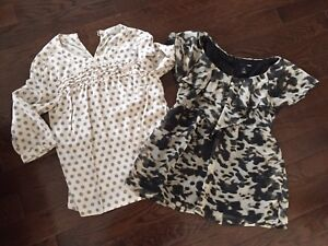 Women's brand name clothing lot