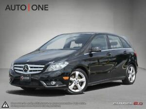 2014 Mercedes-Benz B-Class PANORAMIC ROOF | LEATHER