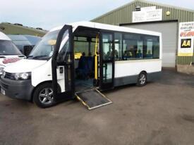 Volkswagen Minibus wheelchair aces mobility bus**Ex Council 67k miles**