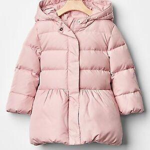 Manteau d'hiver (Remplissage:Duvet) 3-4 ans