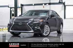 2017 Lexus ES 350 GRP EXEC; CUIR TOIT GPS AUDIO DEMO REBATE OF $