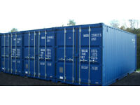 Storage/Self Storage Brand new 20ft container, Secure with 24/7 access. £20.00 per week