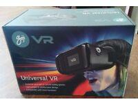 Universal VR Headset, NEW