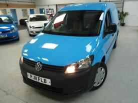 VW Caddy Maxi C20 TDI + 5 SERVICES + JUST SERVICED + 2 KEYS