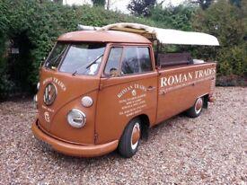 volkswagen 1964 pick up for sale
