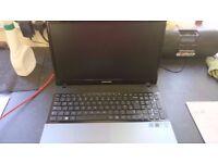 Samsung NP3530EC laptop 750gb hd 6gb ram Intel 2.9ghz x 4 Core i5 2nd generation processor