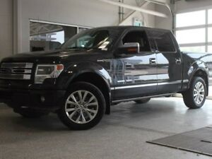 2013 Ford F-150 Platinum-Max Tow Pkg-Moon Roof-Nav