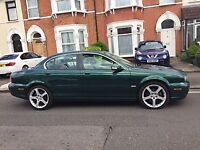 Jaguar X-Type 2.2 D DPF Sovereign 4dr***Mint Condition=Drives Excellent