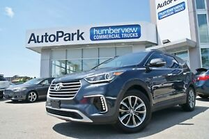 2017 Hyundai Santa Fe XL Premium 7 PASS|HEATED SEATS|LOW KM|R...