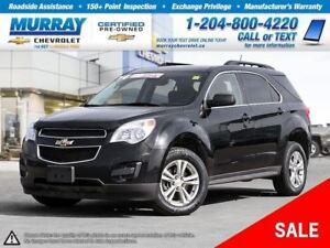 2014 Chevrolet Equinox 1LT *All Wheel Drive, Heated Seats, Remot