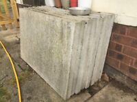 Concrete Council Paving Slabs 900mm x 600mm x 50mm Grey - 8 off