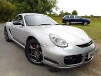 2006 Porsche Cayman 3.4 S 2dr Carrera S Alloys! Sat Nav! 2 door Coupe