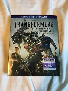 Blu-Ray Transformers Age Of Extinction