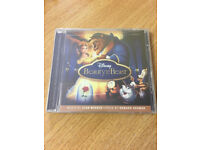 Beauty and the beast CD Brand new and sealed