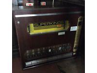 Super king cigarette machine