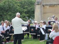 FRIENDLY 4th SECTION BAND SEEKS FRONT & BACK ROW CORNET PLAYERS. ALSO TRAINING BAND FOR BEGINNERS