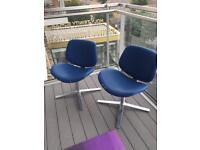 Two lounge chairs (for a upcycling project)