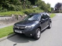 2015 DACIA DUSTER 1.5 DCI 107 BHP AMBIANCE 4X2. only 13,000miles