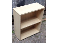 5 x small wooden bookshelf shelves. 84x70cm. Delivery
