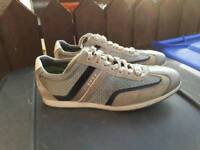 Hugo boss trainers size 6