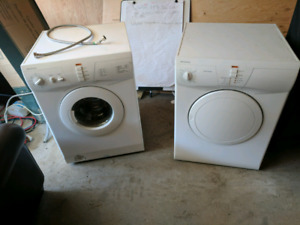 Used Simplicity side load washer and dryer!
