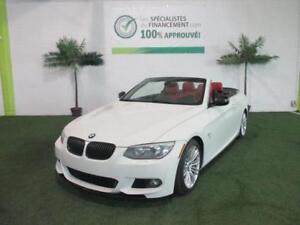 BMW 335IS 2011 DÉCAPOTABLE**BANCS CUIR CHAUFFANTS,GPS ET BIEN ++