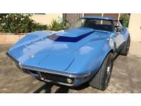 1968 Chevy Corvette Mako Shark