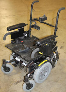 New Quickie Xperience Electric Motorized Wheelchair
