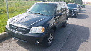 Mazda tribute 2005 2000$ nego