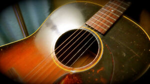 Vintage Guitars Wanted - Gibson or Fender