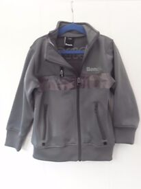 ** BENCH ** Grey boy's jacket / size 3-4 years