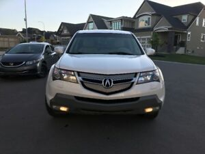 2007 Acura MDX Technology  package SUV, Crossover