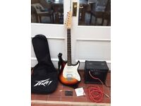 PEAVEY RAPTOR EXP WITH AMP EXCELLENT CONDITION