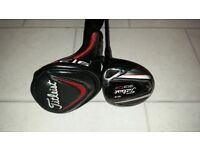 Titleist Driver 913 D2 10.5 loft (right hand) with Head cover