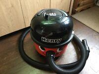 Henry vacuum cleaner X display item