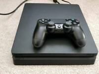 Ps4 slim with Game