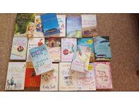 Ladies Books 20 titles light summer reading