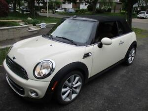 2013 MINI Cooper Convertible Cooper CUIR DAKOTA