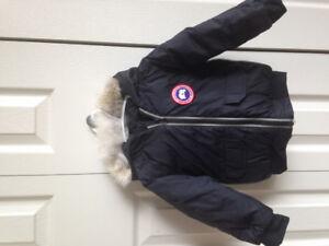 Child's Canada Goose jacket