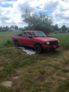 Parting out 2000 ford ranger