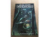 Dishonored comic for sale
