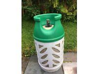 Patio/BBQ gas bottle