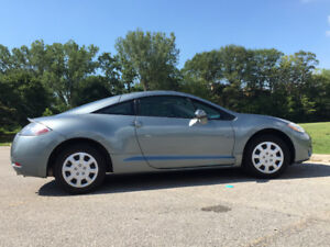 2007 Mitsubishi Eclipse GS Coupe (2 door)